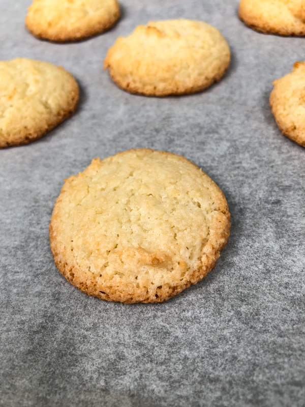 Tuesdays with Dorie Basque Macarons from Dorie Greenspan Baking Chez Moi on eatlivetravelwrite.com