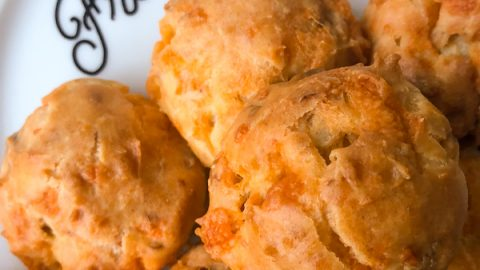 Dorie's Newest Gougere recipe from Everyday Dorie on eatlivetravelwrite.com