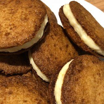 Dorie Greenspan Star Anise Maple Spice Cookies from Dories Cookies on eatlivetravelwrite.com
