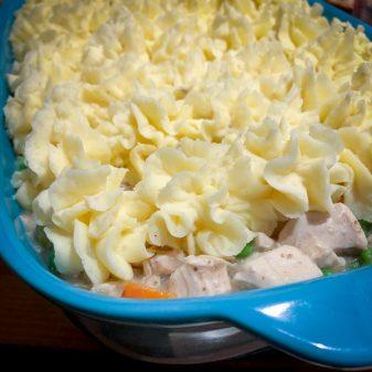 David Lebovitz Chicken pot parmentier from My Paris Kitchen on eatlivetravelwrite.com