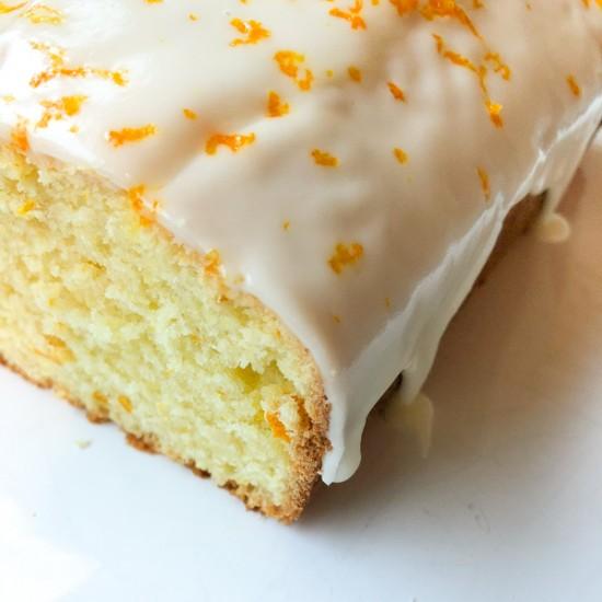 David Lebovitz Orange Pound Cake from My Paris Kitchen on eatlivetravelwrite.com