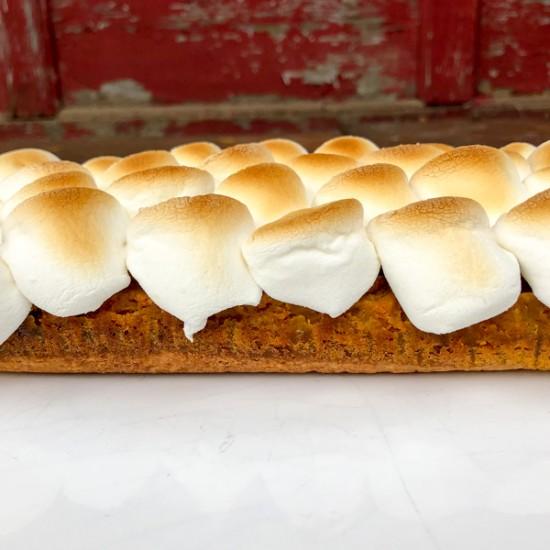 Dorie's Cookies Dorie Greenspan Pumpkin Pie Bars on eatlivetravelwrite.com