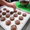 Kids making dipped Oreos and chocolates for the holidays with Kerry Beal on eatlivetravelwrite.com