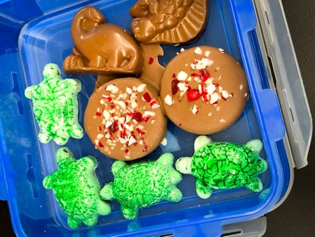 A box of chocolates for the holidays with Kerry Beal on eatlivetravelwrite.com