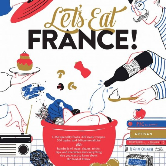 Let's Eat France cover on eatlivetravelwrite.com