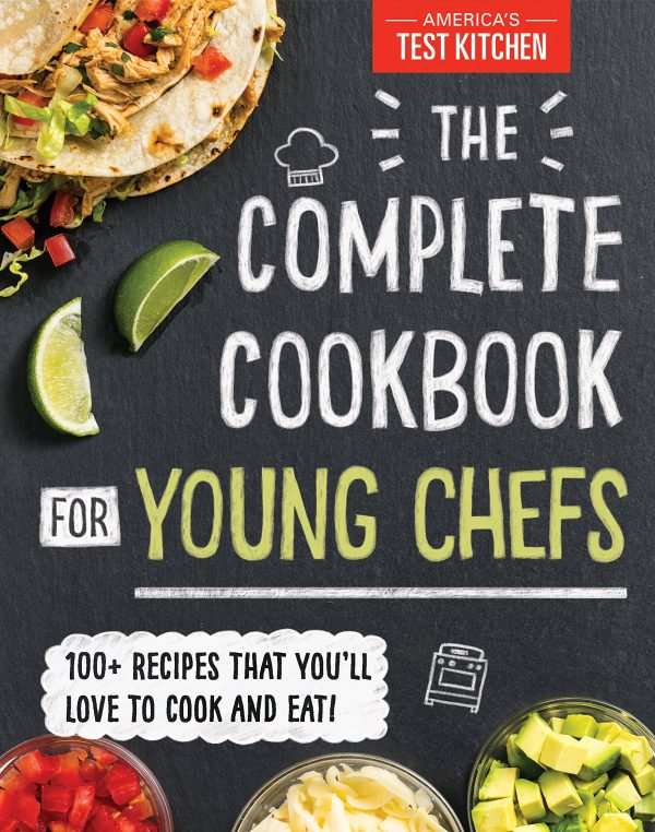 The Complete Cookbook for Young Chefs on eatlivetravelwrite.com