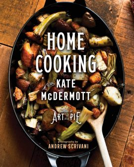 Home Cooking with Kate McDermott cover on eatlivetravelwrite.com