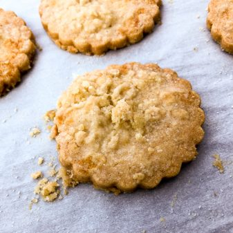 Dories Cookies Dorie Greenspan Double-Ginger Crumb Cookies on eatlivetravelwrite.com