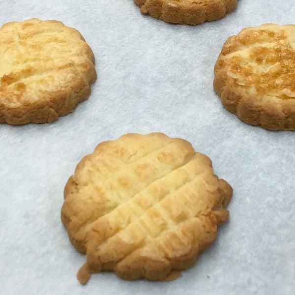Sablés bretons for the holidays on eatlivetravelwrite.com