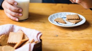 Spéculoos cookies