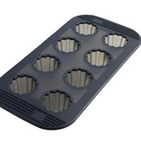 Mastrad F42414 New Bordeaux Cake Baking Pan, 8-Inch