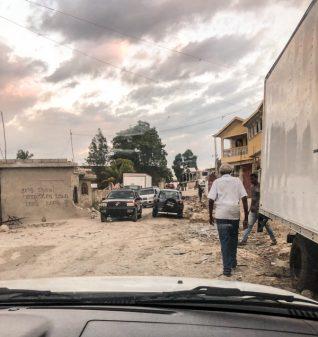 Arriving in Haiti on eatlivetravelwrite.com