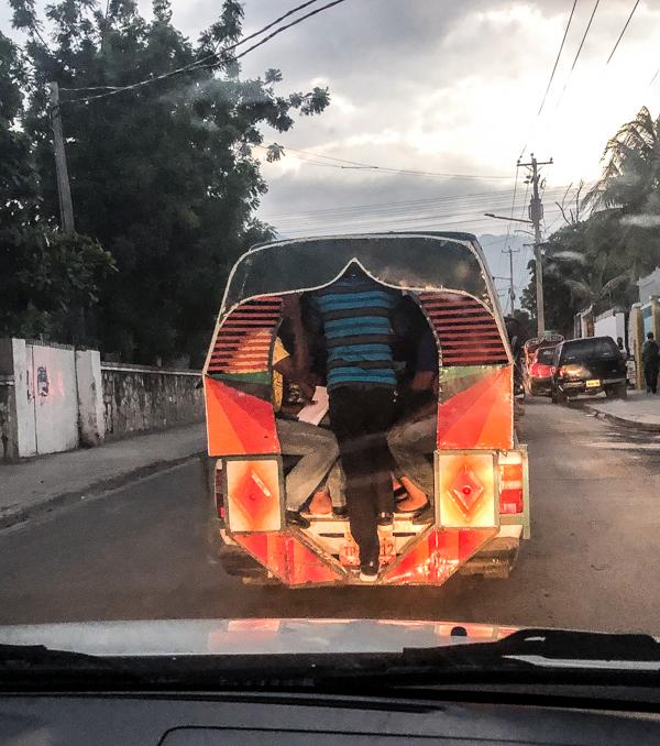 Late night driving in Haiti on eatlivetravelwrite.com