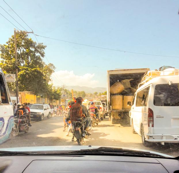 Driving in Haiti on eatlivetravelwrite.com