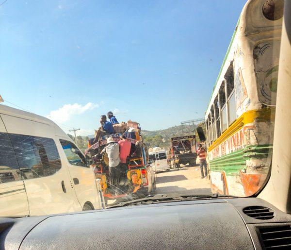 Self driving in Haiti on eatlivetravelwrite.com