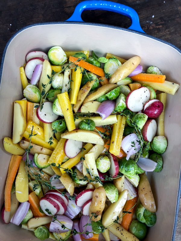 David lebovitz Roasted Root Vegetables on eatlivetravelwrite.com