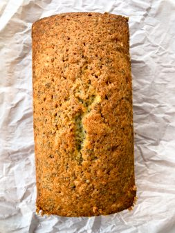 Tuesdays with Dorie Dorie Greenspan Saint-Pierre Poppy Seed Cake on eatlivetravelwrite.com