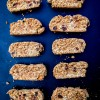 Dorie Greenspan Fruit and Four Grain Biscotti on eatlivetravelwrite.com