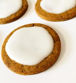 Dorie Greenspan Coffee Cardamom Cookies on eatlivetravelwrite.com