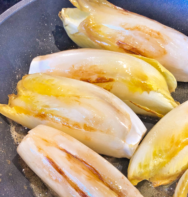 Braising endives on eatlivetravelwrite.com