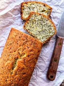 Tuesdays with Dorie Dorie Greenspan Saint-Pierre Poppy Seed Cake from Baking Chez Moi on eatlivetravelwrite.com