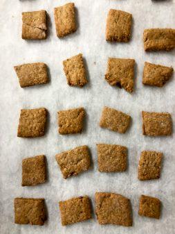 Freshly Baed Apple Cinnamon Crunch Cereal from Brunch LIfe on eatlivetravelwrite.com