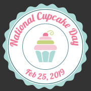 National Cupcake Day 2019