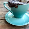 Quick and Easy Chocolate Mug Cake recipe on eatlivetravelwrite.com