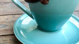 Quick and easy fudgey chocolate mug cake