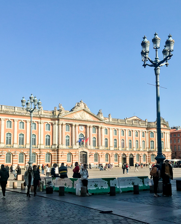 Place Capitole Taste of Toulouse Chocolate and Pastry tour on eatlivetravelwrite.com