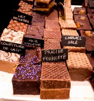Compagnie du Chocolat fudge Taste of Toulouse Chocolate and Pastry tour on eatlivetravelwrite.com