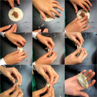 Kids making potstickers with Vanessa Yeung on eatlivetravelwrite.com