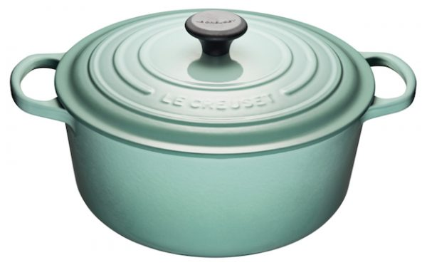 Le Creuset Round Dutch Oven in Sage
