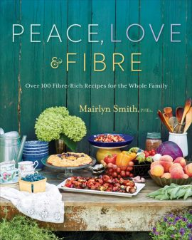 Peace Love and Fibre cover on eatlivetravelwrite.com