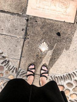 Starting in Leon walking the Camino de Santiago: Léon to Villavante with Camino Travel Center on eatlivetravelwrite.com