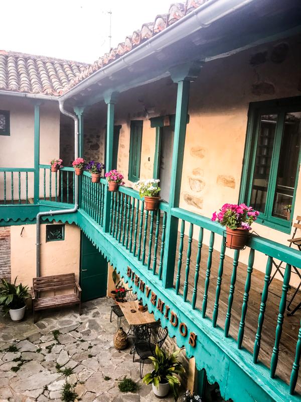 Casa Indie Walking the Camino de Santiago: Astorga to Rabanal del Camino with Camino Travel Center on eatlivetravelwrite.com