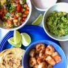Dorie Greenspan Shrimp Tacos for Cook the Book Fridays on eatlivetravelwrite.com