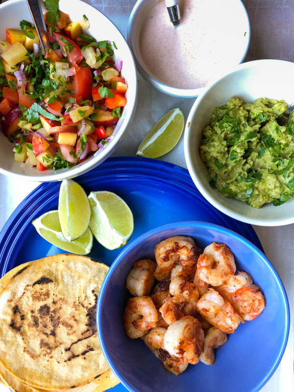 Cook The Book Fridays Shrimp Tacos From Everyday Dorie Eat