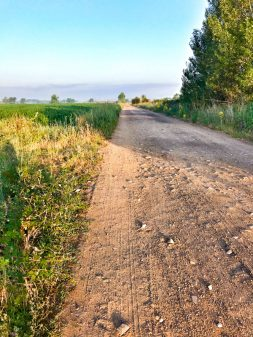 Starting the day Walking the Camino de Santiago: Villavante to Astorga wit Camino Travel Center on eatlivetravelwrite.com