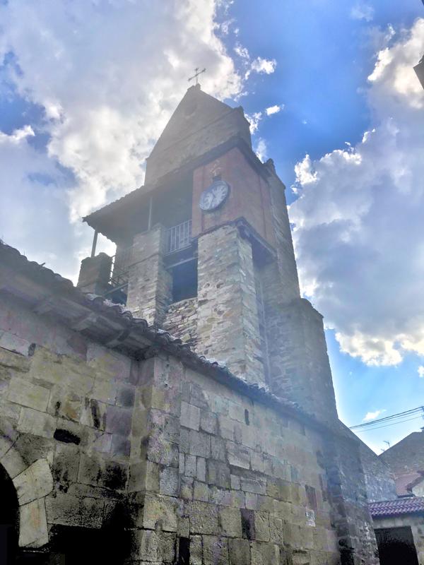 Walking the Santa Maria de la Asuncion Camino de Santiago: Astorga to Rabanal del Camino with Camino Travel Center on eatlivetravelwrite.com