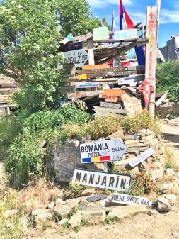 Manjarin walking the Camino de Santiago: Rabanal del Camino to El Acebo with Camino Travel Center on eatlivetravelwrite.com