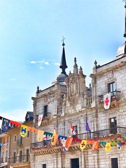 Templar Festival in Ponferrada Walking the Camino de Santiago: El Acebo to Ponferrada with Camino Travel Center on eatlivetravelwrite.com