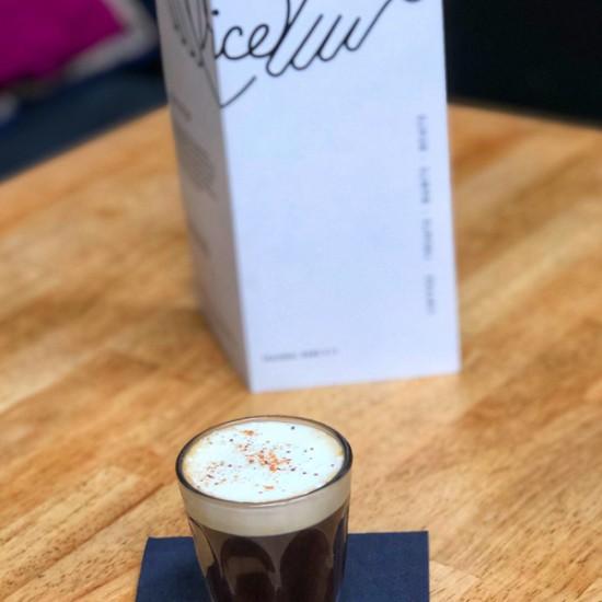Irish Coffee on Delicious Dublin tours on eatlivetravelwrite.com