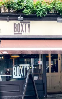 Boxty House on Delicious Dublin tours on eatlivetravelwrite.com