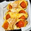 Oreillettes Oranais aux abricots on eatlivetravelwrite.com
