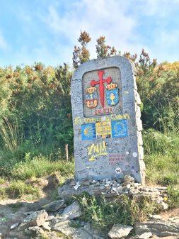 Arriving in Galicia walking the Camino de Santiago: Las Herrerías to O Cebreiro with Camino Travel Center on eatlivetravelwrite.com