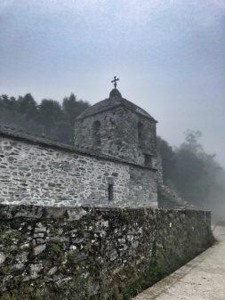 Morning walking the Camino de Santiago: O Cebreiro to Triacastela with Camino Travel Center on eatlivetravelwrite.com