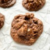 Dorie Greenspan Cocoa-Almond Uglies from Dorie's Cookies on eatlivetravelwrite.com