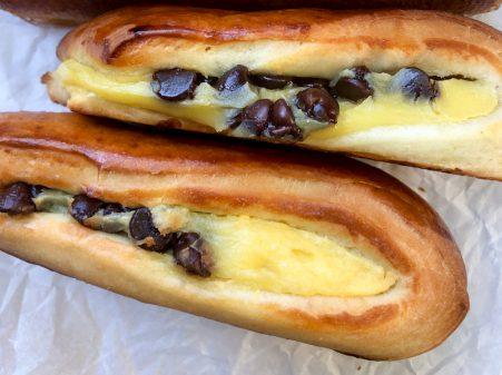 Recipe for pain suisse au chocolat on eatlivetravelwrite.com