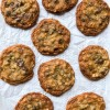 Dorie Greenspan Chewy Chocolate Chip Cookies from Everyday Dorie on eatlivetravelwrite.com